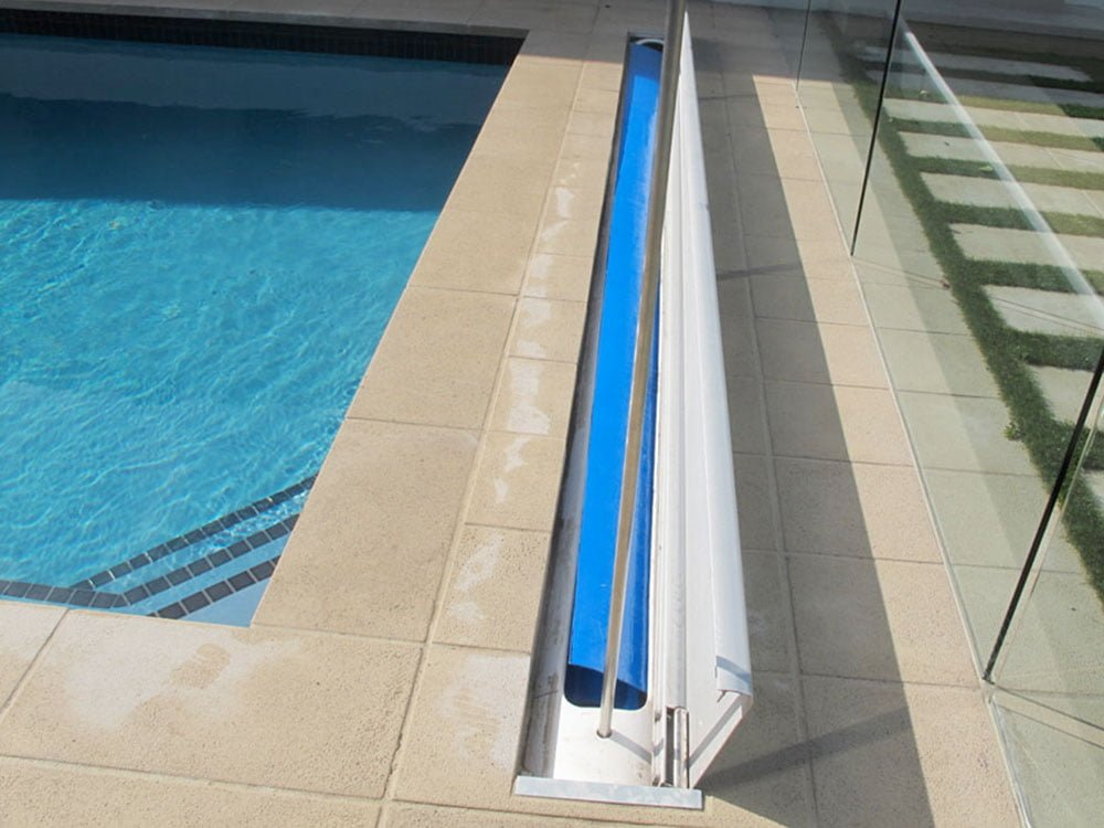 Downunder Hidden Pool Cover Rollers