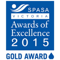 2015 Gold Logo SPASA Award