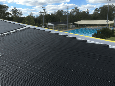 COMMERCIAL POOL HEATING