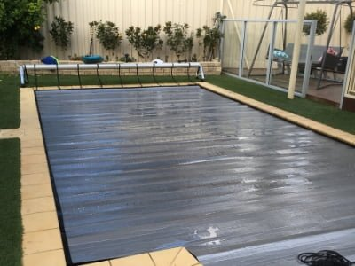 THERMAL POOL COVERS