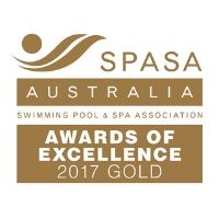 2017 SPASA GOLD Award logo VIC